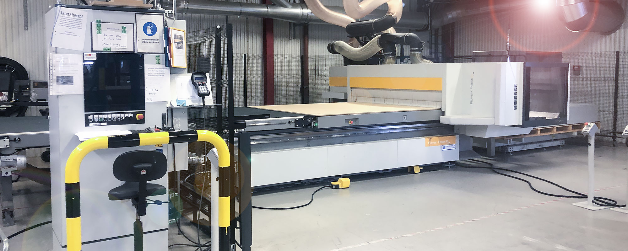 Modul-System Biesse Rover B Plast